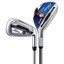 Adams Blue - 3h 4h 5 to P - Graphite M Shaft