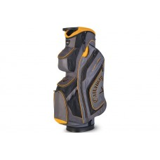 Callaway - Chev Org Cart -  Charcoal / Black / Gold - OutLet