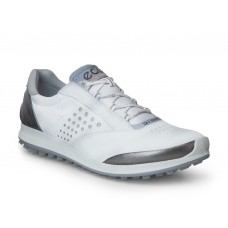 Ecco - Biom Hybrid - White / Buffed Silver - OutLet