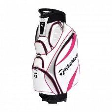 TaylorMade - Monaco Cart - White Pink - OutLet