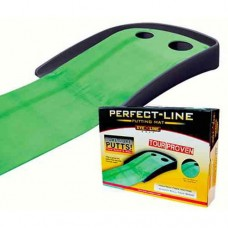 Eye Line Golf Perfed-Line Putting Mat