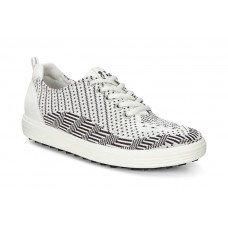 Ecco - Casual Hybrid Soft - White / Black / White - OutLet