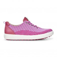 Ecco - Casual Hybrid Soft - Pink-Beetroot -36