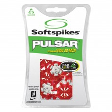 SoftSpikes - Pulsar - Fast Twist Tour Lock - Red