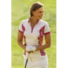Daily Sport - Lilian Polo Half Neck - Raspberry