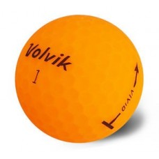 Volvik - Orange - 3 Balls