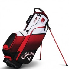 Callaway - Chev - Black / Red / White