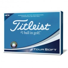 Titleist - Tour Soft - 12 Balls