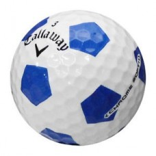 Chrome Truvis - White / Blue - 12 Balls