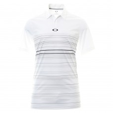 Oakley High Crest Polo White
