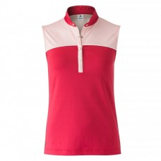Daily Sports - Elin S/L Polo Shirt - Claret
