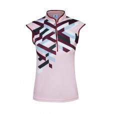 Daily Sports - Tilly S/L Polo Shirt - Parfait