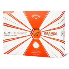 SuperSoft Matte Orange - 12 Balls