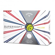 SuperSoft Yellow - 12 Balls